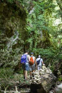 Canyon des Gueulards dans le Diois © Lionel Pascale / Drôme Tourisme
