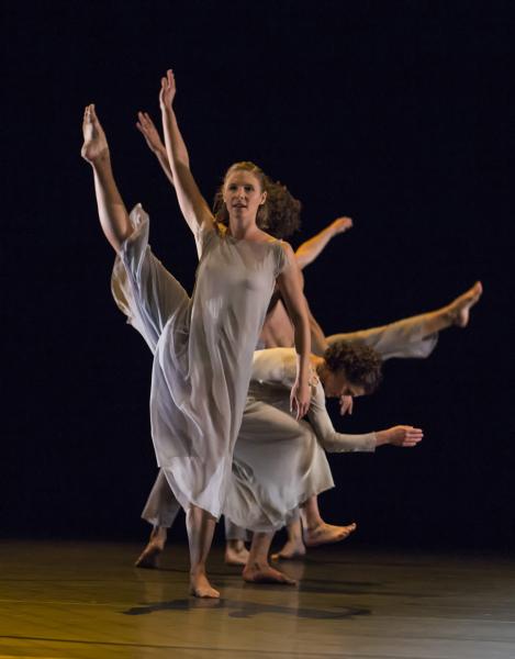 Trisha Brown - Set and Reset - Lyon Opera Ballet © Michel Cavalca