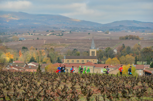 Marathon International du Beaujolais © Photo Running