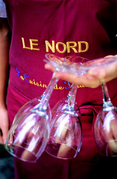 Brasserie Le Nord - © Jeff Nalin