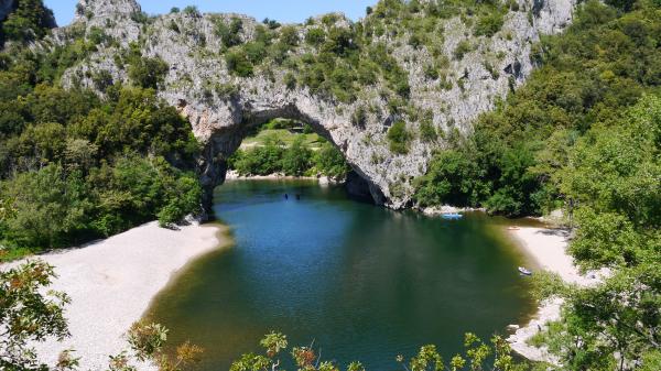 Pont D'arc - Sébastien Gayet