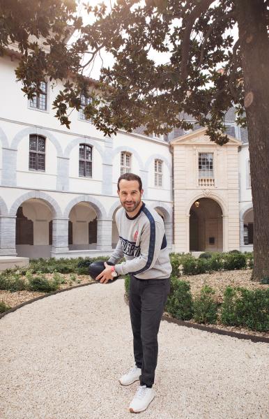 Frédéric Michalak pour Collector © Ghislain Mirat