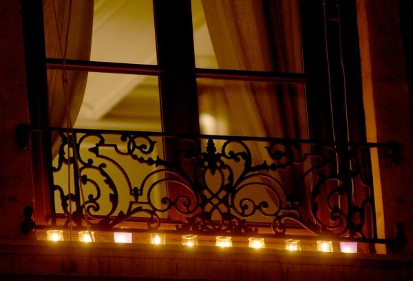 Les lumignons de la Fête des lumières, le 8 décembre à Lyon © Ville de Lyon