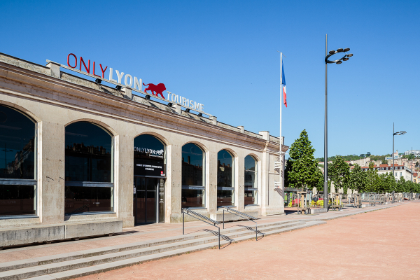 Le Pavillon ONLYLYON Tourisme © www.b-rob.com