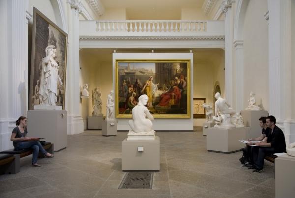 Musée des Beaux-arts de Lyon - La Chapelle, Statuaire © Musée des Beaux-arts de Lyon