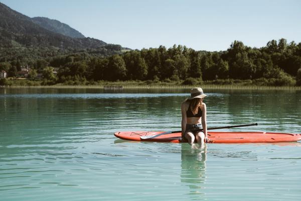 Lac d'Aiguebelette © Pays du Lac d'Aiguebelette