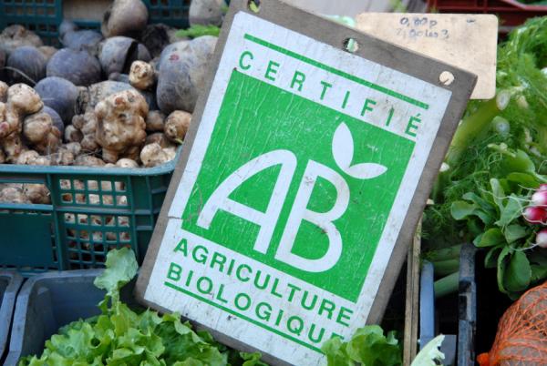 Agriculture biologique © Fotolia 6154564