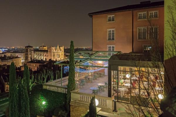 Les Terrasses de Lyon - Villa Florentine
