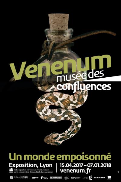Venenum au Musée des Confluences