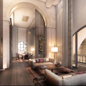 InterContinental Lyon - Hôtel-Dieu - Presidential Suite