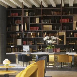 InterContinental Lyon - Hôtel-Dieu - Lobby - Eric Cuvillier