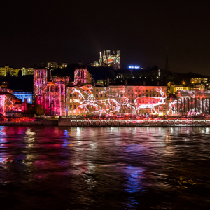 The Festival of Lights in Lyon © www.b-rob.com