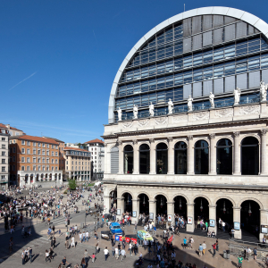 L'Opéra de Lyon © www.b-rob.com