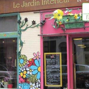 Un jardin extraordinaire ! - Lyon France