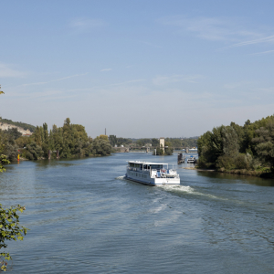The Saône River © www.b-rob.com