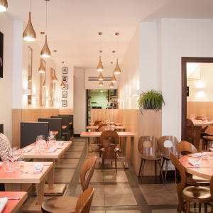 Restaurant Café Thomas © Restaurant Thomas