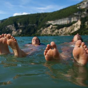 Lac de Nantua © Haut Bugey Tourisme