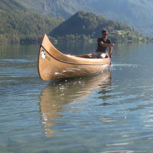lac d'Aiguebelette - Vertes Sensations