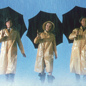 Singing in the Rain by Stanley Donen and Gene Kelly from 17 to 19 December 2020, a cine-concert at the Auditorium de Lyon © 2008 et ™ Lucas Film Ltd. All rights reserved