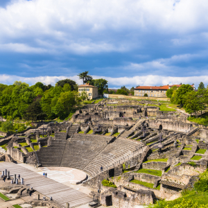 Ancient Theatre of Fourviere © Taromon/Shutterstock.com