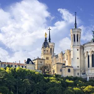 Basilica of Notre Dame de Fourviere © Davizro Photography/Shutterstock.com