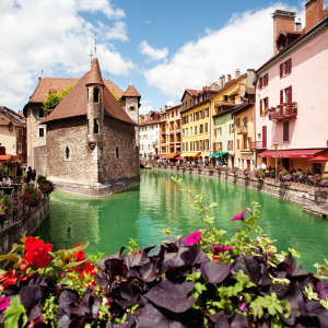 The old jail of Annecy  © Gayane/Shutterstock.com