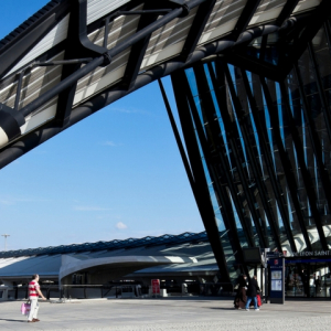 Aéroport Lyon Saint Exupéry - Photo : www.b-rob.com
