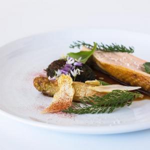© Matthieu Cellard - Restaurant Prairial