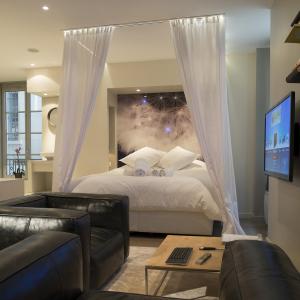 Apartment Mi Hotel © Mi Hotel/GUILLAUME PERRET