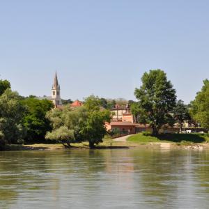 A view of Vernaison © Mairie de Vernaison