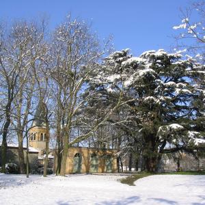 Genay in winter