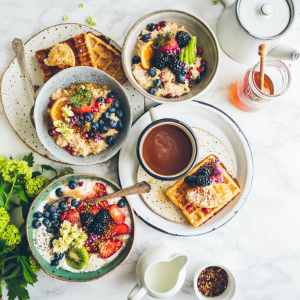 Brunch © Brooke Lark / Unsplash