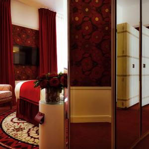 Chambre du M Gallery Carlton Hotel à Lyon © Abaca Corporate/Philippe Louzon