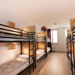 Le flâneur dormitory © Le Flâneur