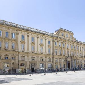 Façade du Musée des Beaux-arts © Musée des Beaux-arts de Lyon, photo Corentin Mossière