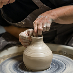 Cours de poterie par sculpTERRE - marcelkessler