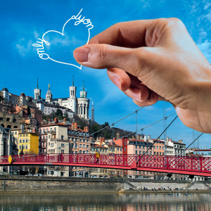 Help Lyon win at the World Travel Awards
