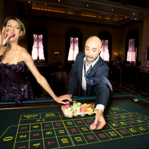 Soirée au casino © Elina Sirparanta