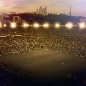 Demi-finale du Top 14 de Rugby 2018 au Groupama Stadium de Lyon