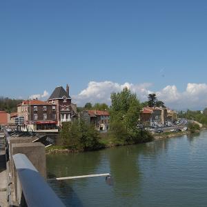 © Albigny-sur-Saône Town hall