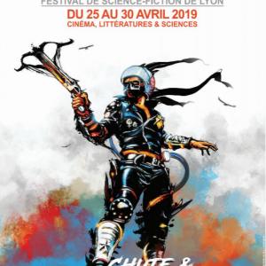 """Festival les Intergalactiques 2019 """"Chute et Apocalypse"""" Catalogue - AOA Prod"""