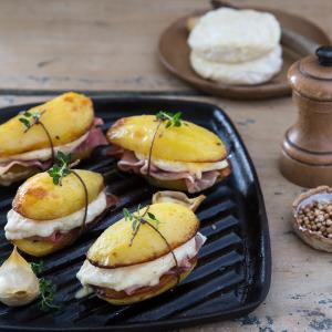 Raclette Saint-Marcellin © Stéphanie Iguna - Food Factory