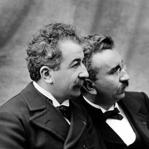 Auguste et Louis Lumière © Institut Lumière