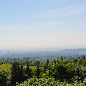 Vue de Saint Didier au Mont d'Or