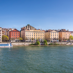 Les Bateaux Lyonnais © Benoit Martin