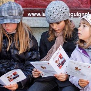 Visites guidées en famille à Lyon - Samy Boukari