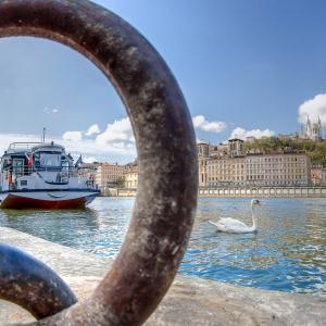 Croisière sur la Saône © Les Bateaux Lyonnais