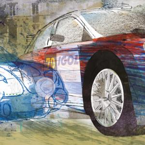 Lyon-Charbonnières Car Rally 2018