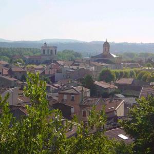 Centre ville de Givors