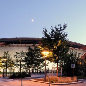 Lyon Convention Centre - The Amphitheatre © Nicolas Robin